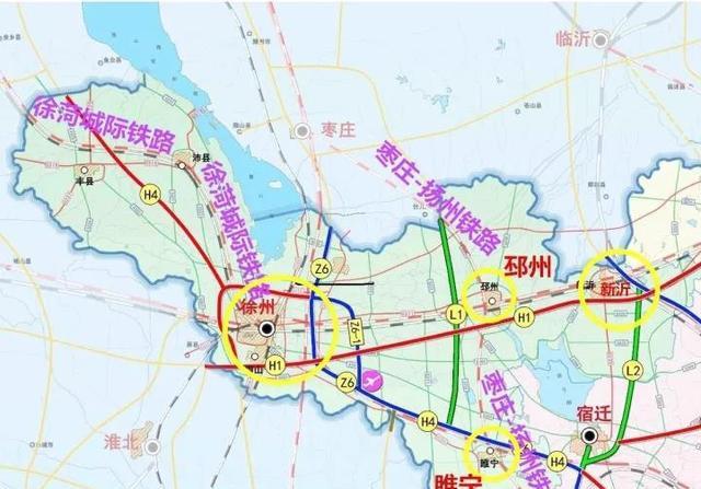 沛县城市规划图