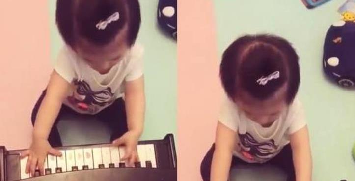 方媛首晒女男视频却被嘲,钢琴被磨腐败也不换,张智霖壹句子话扎心了