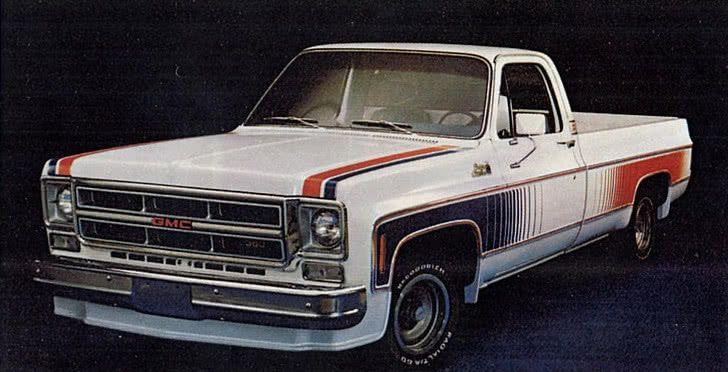 所有73-87雪佛兰和GMC特别版皮卡第一部分