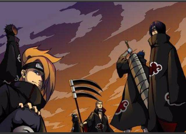 动漫《火影忍者》中, 晓的成员都有影级实力为什么不去当影?