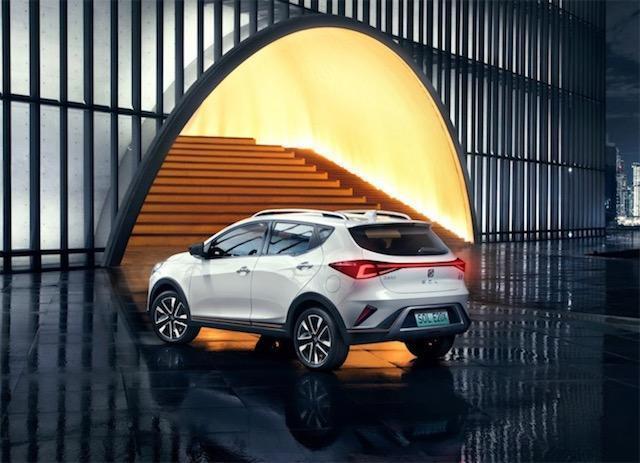 江淮与大众的新结合体,思皓E20X, 新能源汽车强势来袭