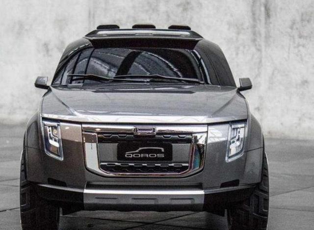 这款国产SUV巅峰之作完爆路虎揽胜, 一旦开卖可不得了!