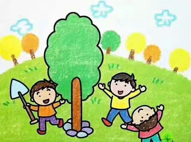 幼儿创意绘画 不一样的蜡笔画,简单又好画,我们一起动手吧!
