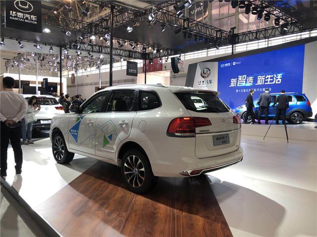 车企加速新能源市场布局 华泰圣达菲7-XEV520亮相