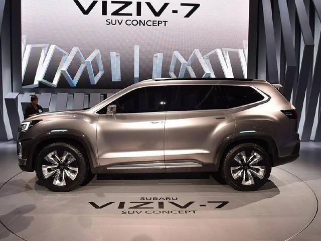 车长5米大7座SUV,纯进口仅售27万,还配全时四驱