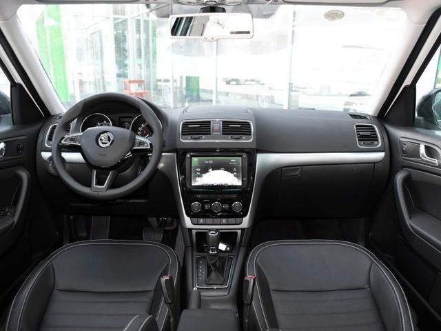 斯柯达Yeti个性实用不张扬, 最良心合资SUV,配全景天窗售价13万