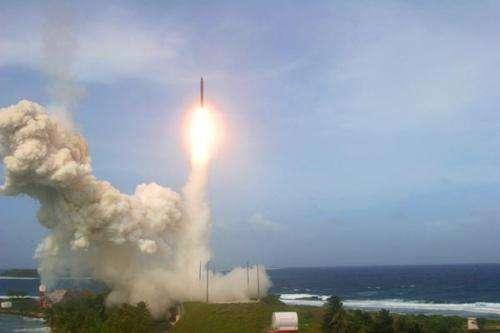 中国掌握拦截27马赫武器技术, 美怒称这是要废掉高超音速武器