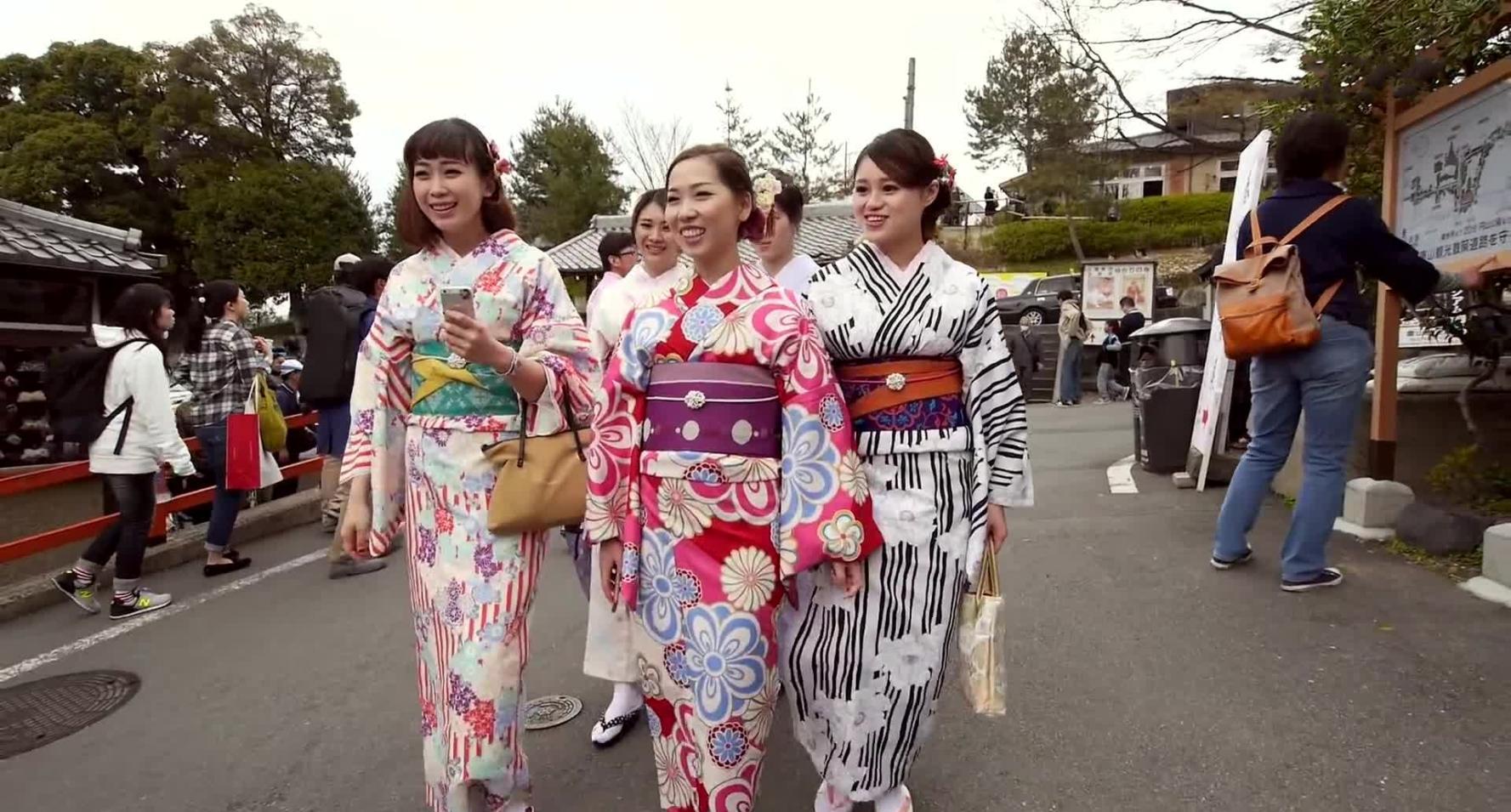 日本女士和服穿戴方法_3篇