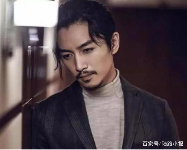 陈坤整容了吗_10位男星胡子造型,王宝强帅气,陈坤堪称整容,而最后一