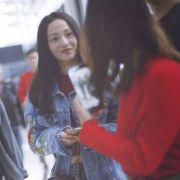 歌手张韶涵演员林珍娜