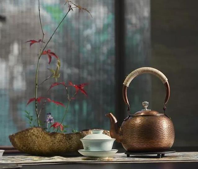民宿客栈《茶席摆设》约100多个茶席设计方案给你参考