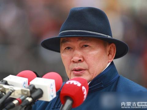 """蒙古马非物质文化遗产展在内蒙古开展 """"蒙古马精神""""吸睛"""