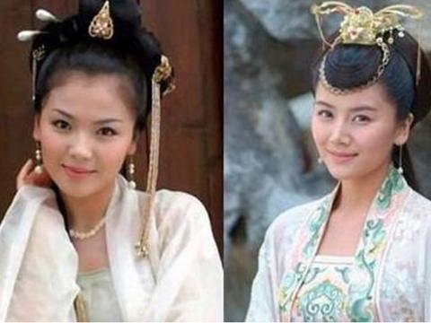 曹曦文和刘涛什么关系?两人撞脸神似双胞胎姐妹!