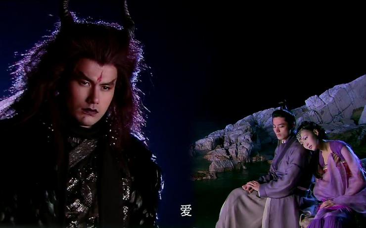 黄志玮晒出霸气帅照,网友:《仙剑三》魔尊重楼帅气不