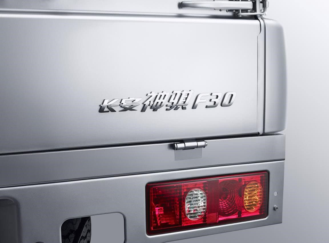 似皮卡又非皮卡!长安神骐F30单排卖的什么关子?