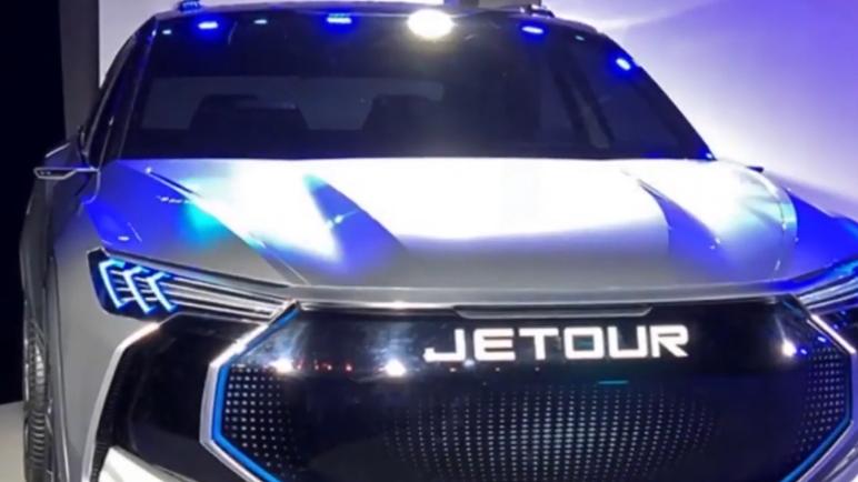 这一定是距今为止最帅的新能源汽车,奇瑞这次要叫板特斯拉了!