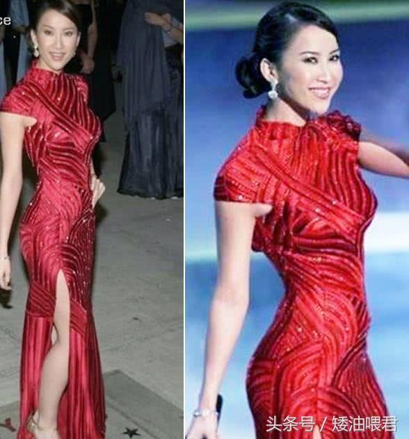 穿旗袍最经典6位女星,巩俐大气,李玟优雅,都比不上邓丽君惊艳图片