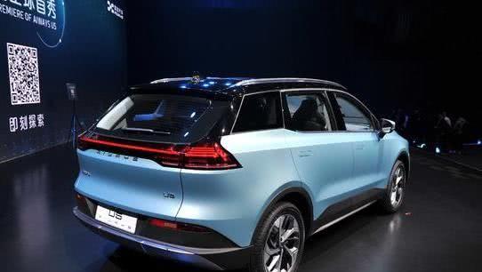 上海进行全球首秀,爱驰汽车首款量产车U5来了