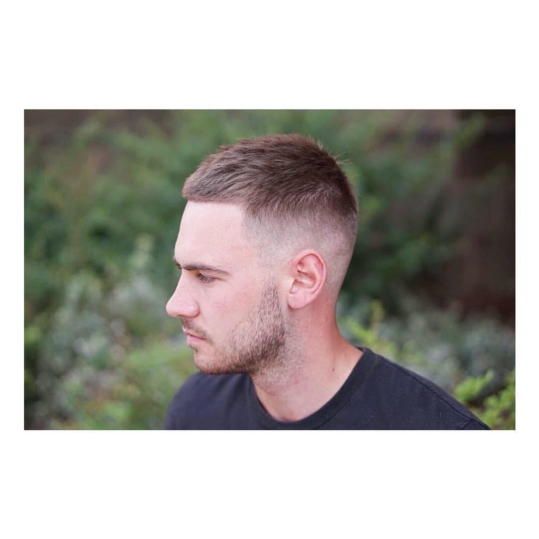 美式渐变油头,最受男生欢迎的发型