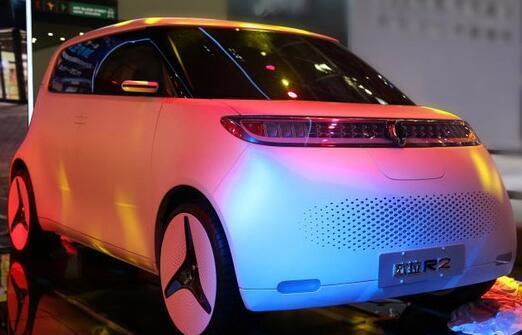这奇葩的新款长城汽车,居然能让你撩到心中所有的女神