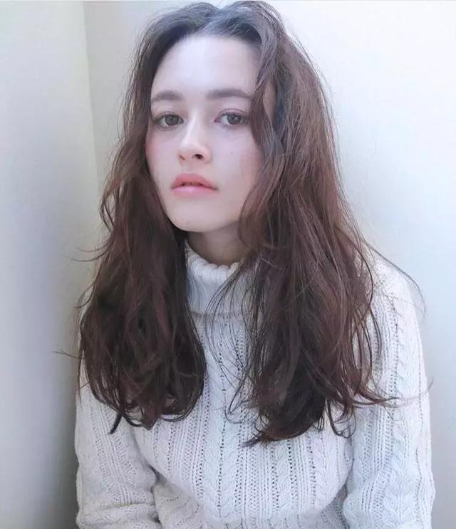 2018流行的65款发型,长发短发图片