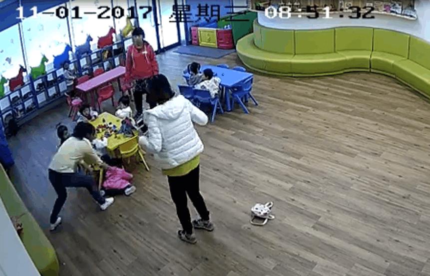 上海携程幼儿园虐童, 老师殴打孩子喂芥末, 涉事人
