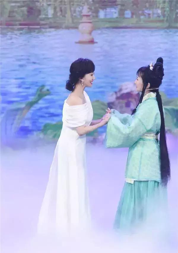 26年后《新白娘子传奇》重聚西湖,当年的女神