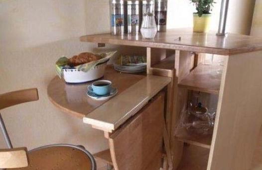80㎡以下小户型房,越来越多人不买餐桌,现在流行这样装,真聪明图片