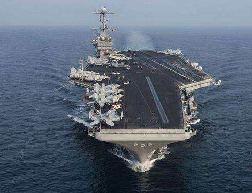 对有着核动力航母编队来说,航母可是其中的关键呀,加上舰载机和护航的