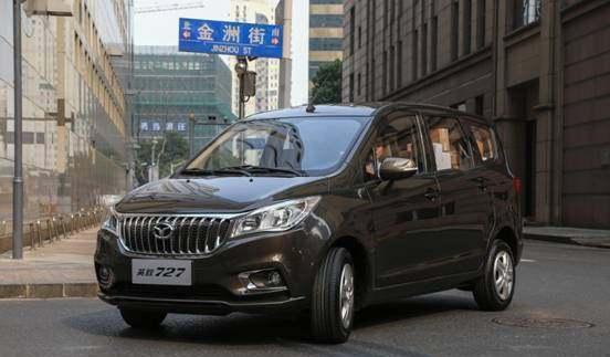 【车评】4万元经济型MPV, 大空间长轴距, 你的客货好帮手