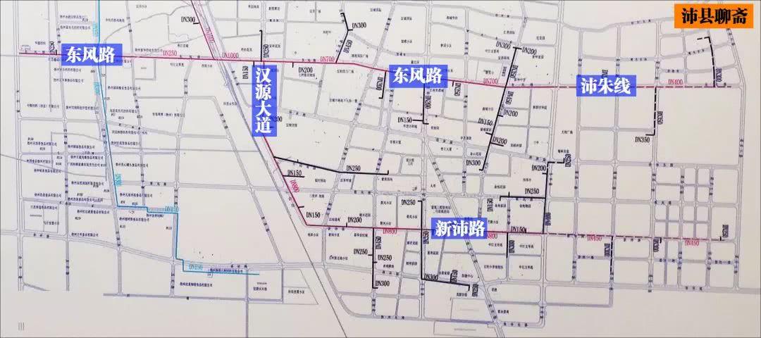 沛县2018年城市规划图_沛县新城区最新规划图