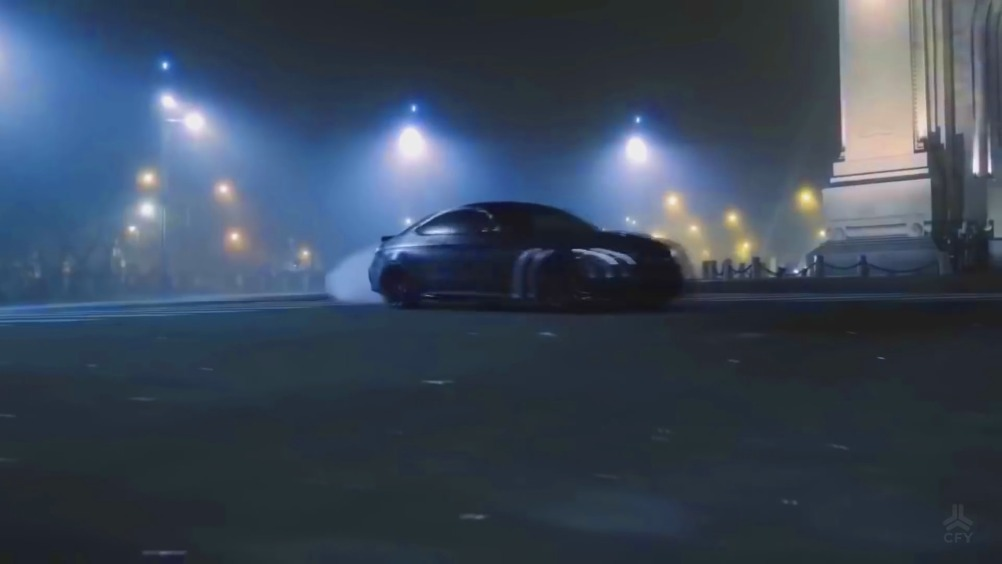视频:爱极客 改装车 奔驰AMG  AMG Mafia Style ,一种黑手...