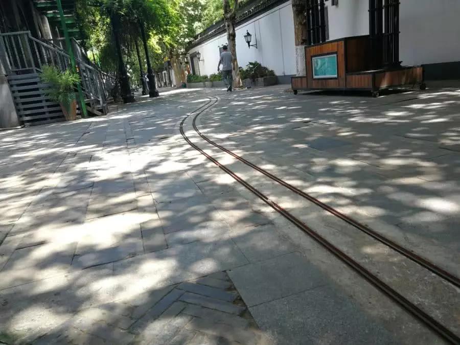轨道小火车-新兴的网红打卡地