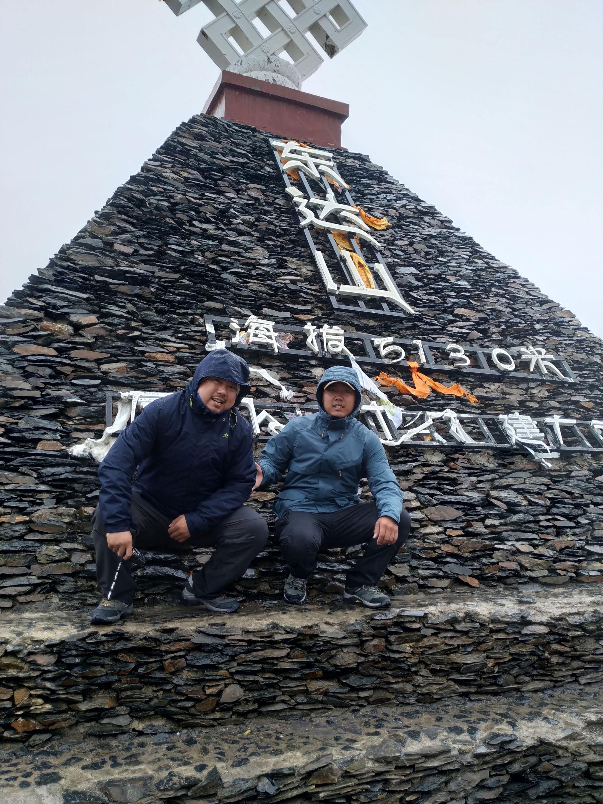 挑战珠峰初告捷,清行汽车团队顺利抵达芒康