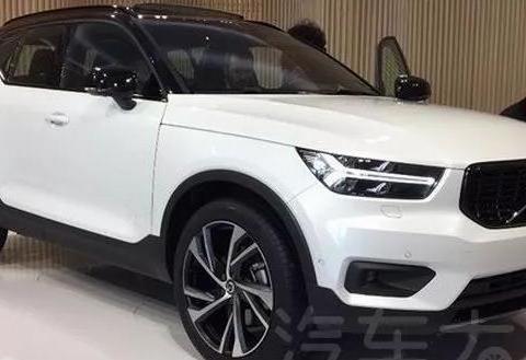 2018豪华紧凑SUV三侠——沃尔沃亚太XC40