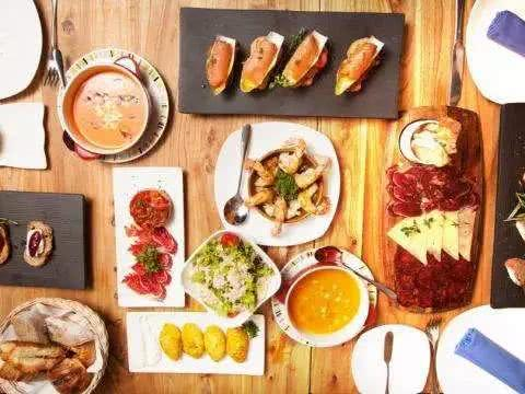 西班牙美食-让人欲罢不能的南欧风情