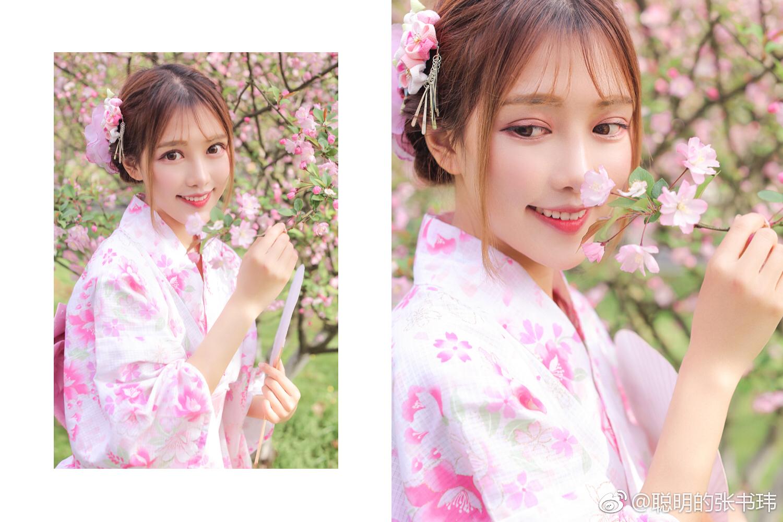 spring day摄影:@马莎莎-- 出镜:@聪明的张书玮