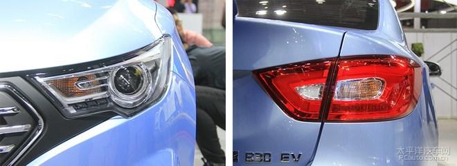 奔腾B30EV正式上市 补贴前售价17.38-18.38万