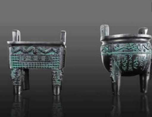 中国的真正镇国之宝:九鼎和传国玉玺,它们会重