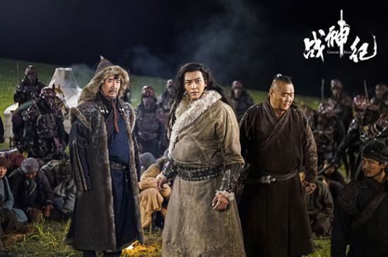 坏蛋是怎样炼成的,这部电影终于让胡军看到了反派之路