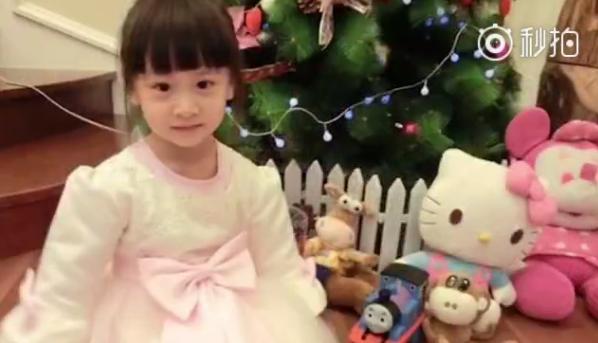 森碟十岁生日,叶一茜曝光森碟出生照,从小美到大真是太可爱了!
