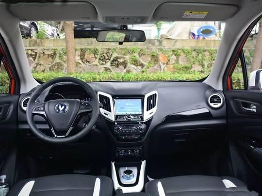 作为新能源小型SUV长安CS15EV在性能上有优势吗?