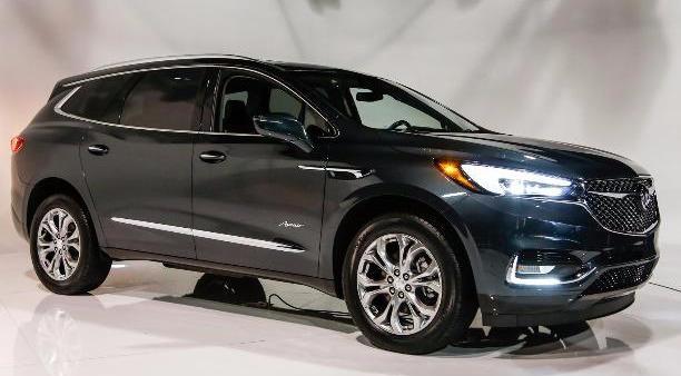 车长5.2,3.6L V6+9AT,价格让汉兰达尴尬,别克中大型SUV来袭