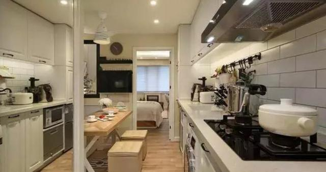 朋友花25万,将38平米单身公寓装修成这样,小空间照样五脏俱全