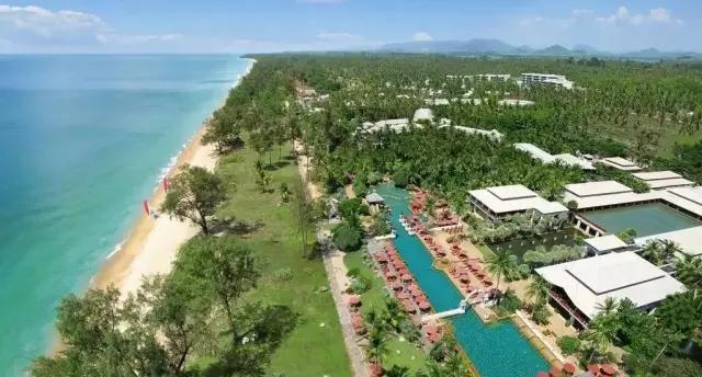 resort & spa),普吉圣塔拉西沙度假和别墅酒店 (centara grandwest