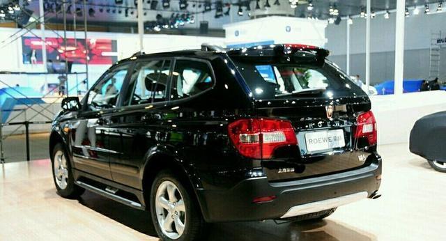 荣威也有黑历史! 这款中级SUV卖14万, 销量却让老板伤透了心