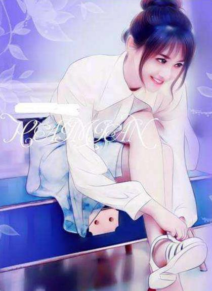 娱乐圈6位性感女星现代手绘图,赵丽颖上榜,第一盛世