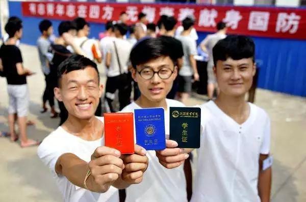初中刚当兵想去中考?别傻了,先回去把高中念完备考英语毕业南京初中图片