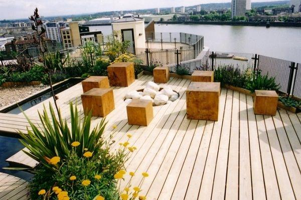 11个的实用露台花园设计技巧和方案,有露台看过来!