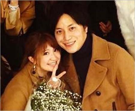 日本身高145cm女歌手嫁192cm男星后出轨男模,今日与奸夫大婚!
